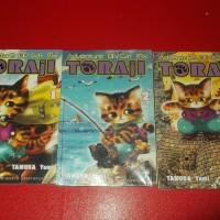 Komik Cabutan | Adventure of Cat Mix Toraji | Tamura Yumi