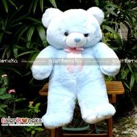 Boneka Teddy Ukuran Large Biru Muda ( BM - 10 )