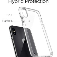 Original Spigen Ultra Hybrid Case Iphone X - Multi Color New Edition