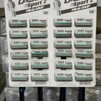 New Produc Pisau Cukur Dengan Hasil Licin Laser Sport 2 ( Seperti
