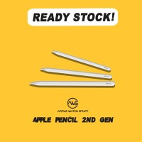 Apple Pencil 2nd Gen for iPad Pro 11 & 12.9 inch 3rd Generation 2018