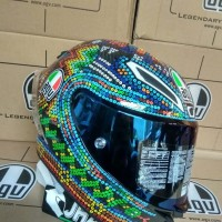 AGV Pista GPR Wintertest 2018 - Rossi - Asian Fit - SALE!!!