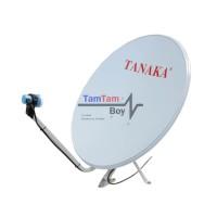 Dish Parabola Tanaka 75cm Plus LNB Ku Band Satelit