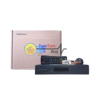 Receiver Parabola Transvision SD Pay TV Free Channel Premium
