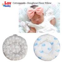Cottonseeds Doughnut Floor Pillow bantal playmat bayi