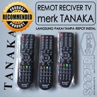 Remot Reciver TV Digital Parabola TANAKA Type Samurai T21 Jurasik T22