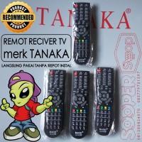 Remot Reciver TV Digital Parabola TANAKA Tipe Samurai T21 Jurasik T22