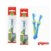 Sikat Gigi Bayi Training Tooth Brush Pigeon ls.3