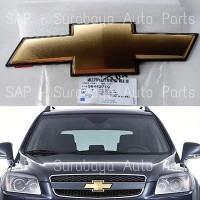 Emblem CHEVROLET Grill Grille Depan Chevrolet Captiva NFL C100