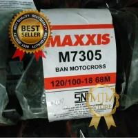 BAN MAXXIS 120 100 X18 MOTORCROSS