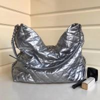 terbaru tas branded wanita cewek chanel shopper bag kw vip mirror