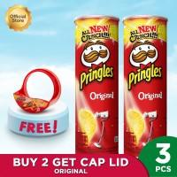 Buy 2 Pringles Original 107g FREE Pringles Cap Lid