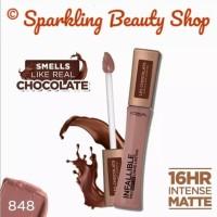 L'Oreal Paris Infallible Pro Matte Liquid Lipstick Les Chocolats