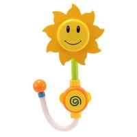 Fe Sunflower Semprotan Shower Bentuk Bunga Matahari Untuk Mandi
