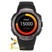 JAM PINTAR SMARTWATCH Smartwatch Z9 Black Grey Tangan Pintar Android