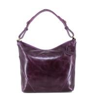 Tote Bag Kulit Aqilla Purple