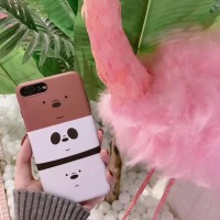 Coolpad Roar Fancy Max Note Sky Sky 3 Mini Plus BARE BEAR 5 CASE HP