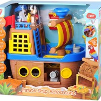 Pirate Ship Adventure - bajak laut - playgo mainan anak