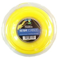 senar tenis string weiss cannon ultra cable 1.23mm