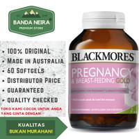 Blackmores Pregnancy & Breastfeeding Gold 60 Softgel