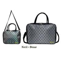AMT Tas koper travelbag weekend emboss fashion paket murah besar kecil 03d00950da04c