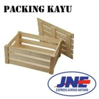 Packing Kayu JNE untuk Produk BL 751 GL / BL 752 GL