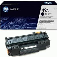 Hp LaserJet 49A Black Toner Q5949A
