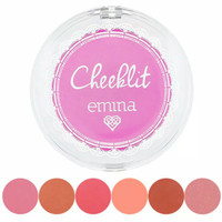 Emina Cheek Lit Pressed Blush - Sugarcane