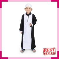 Baju koko anak laki laki / jubah anak laki 1 thn - 10 thn