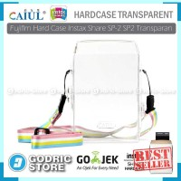 Fujiflm Hard Case Instax Share SP-2 SP2 Transparan