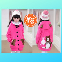 Jaket Anak Perempuan Korea Style