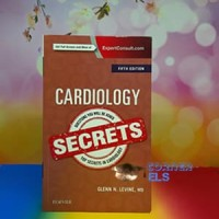 Buku Elsevier, Cardiology Secret, 5th Edition