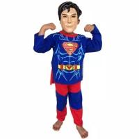 Baju Anak Kostum Superman