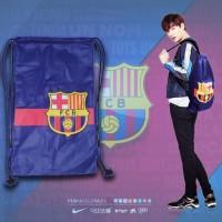 Tas Serut Barcelona Non Ori FC Barca Tas Ransel Tidak Original Spanyol
