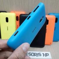 BARU Back Cover Microsoft Nokia Lumia 620 3.8 inchi BackDoor HP