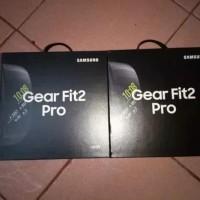 Samsung Gear Fit 2 Pro Smartwatch (Garansi SEIN) -
