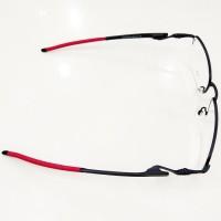 Frame Kacamata Minus Oakley Gauge 3.2 OX5129-C2 Titanium Metal Black R