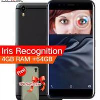 HP Murah Spek Dewa RAM 4GB/64GB Gome K1 iris scan - Garansi 1 tahun to