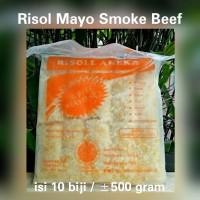 Risol Mayo Smoke Beef isi 10