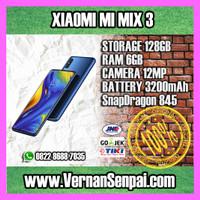 Xiaomi Mi Mix 3 6GB / 128GB - MI MIX3 NEW ORI BNIB