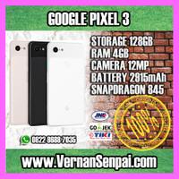 GOOGLE PIXEL 3 4GB / 128GB ( Non XL ) NEW ORIGINAL 100% ORI
