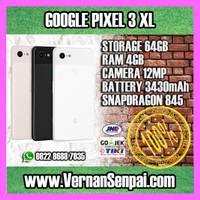 GOOGLE PIXEL 3 XL 4GB / 64GB NEW ORIGINAL 100% ORI