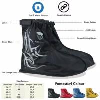 Jas hujan sepatu / cover shoes anti air FUNCOVER