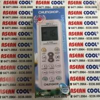 Remot multi ac all merk / Remot Ac haier Daikin Samsung Sharp York dll
