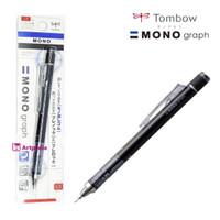 Tombow Mono Graph Shaker Mechanical pencils 0.5mm - Black (DPA-132B)