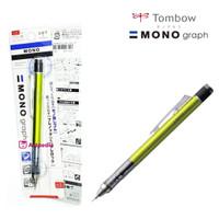 Tombow Mono Graph Shaker Mechanical Pencils 0.5mm-Lime Green DPA-132E