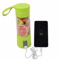Blender Usb Portable Powerbank Pembuat Jus Juicer Canggih Harga Murah