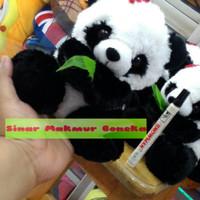 Boneka Panda Baby Face Kecil Imut Imut unnyuu