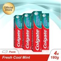 Colgate Fresh Cool Mint 180gr - 4pcs (As4-114730-6920354815546)