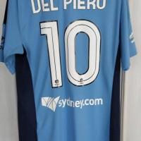 e1055e40f JERSEY ORIGINAL ADIDAS HOME SYDNEY FC  10 DEL PIERO